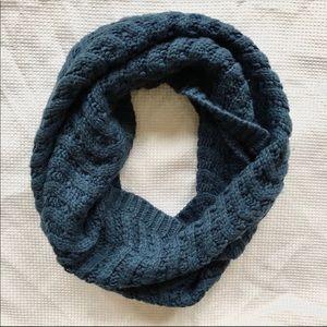 LOFT | Denim Blue Infinity Scarf
